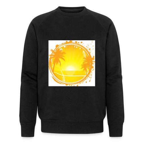 Sunburn - Men's Organic Sweatshirt by Stanley & Stella