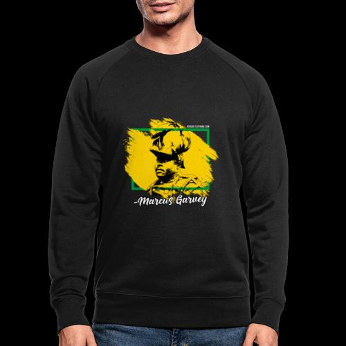 MARCUS GARVEY by Reggae-Clothing.com - Männer Bio-Sweatshirt