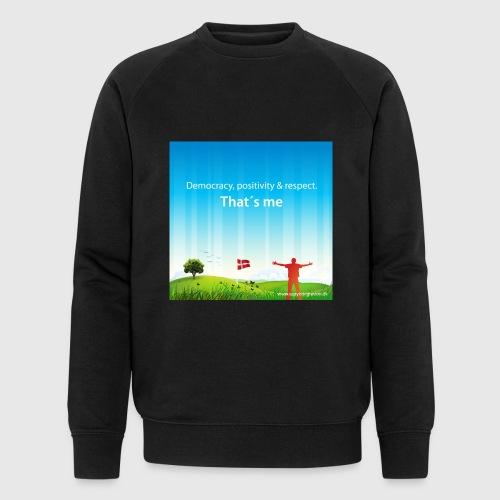 Rolling hills tshirt - Økologisk Stanley & Stella sweatshirt til herrer