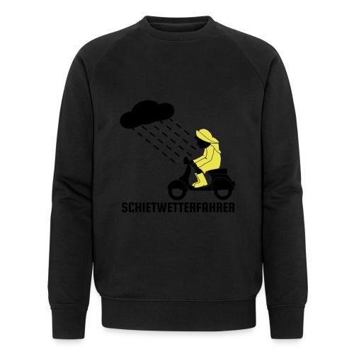 Schietwetterfahrer - Männer Bio-Sweatshirt von Stanley & Stella