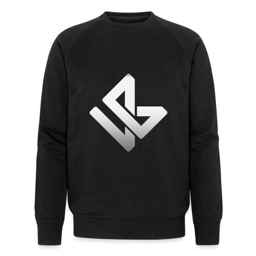 vintage boy logo - Mannen bio sweatshirt van Stanley & Stella