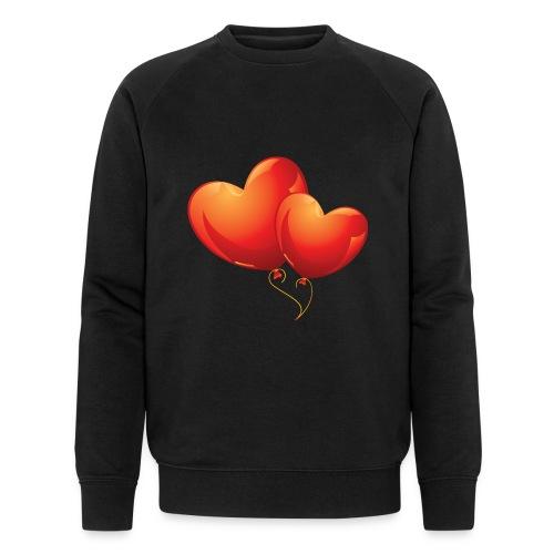 Malliot coeur - Sweat-shirt bio Stanley & Stella Homme