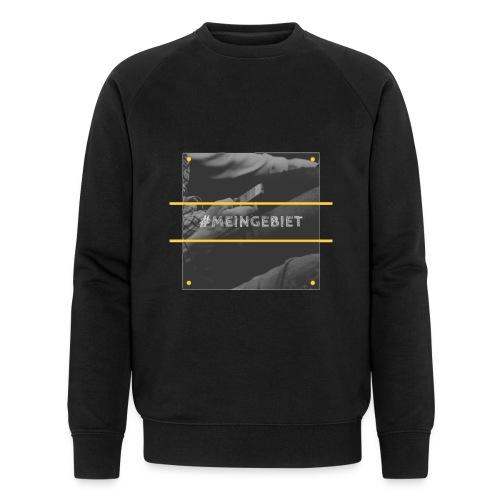 MeinGebiet - Männer Bio-Sweatshirt