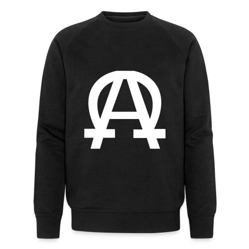 alpha-oméga - Sweat-shirt bio Stanley & Stella Homme