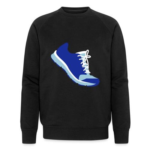 Laufschuh - Männer Bio-Sweatshirt von Stanley & Stella