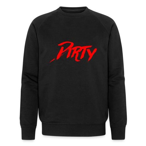 Dirty - Männer Bio-Sweatshirt
