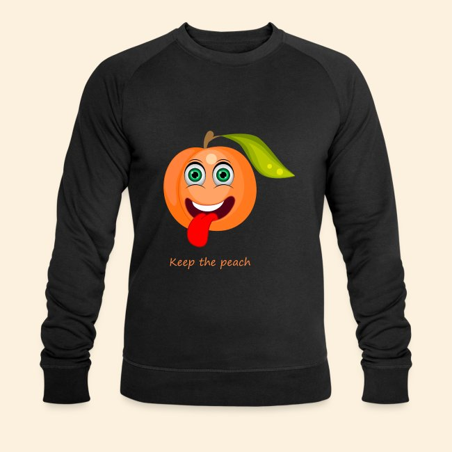 Whoua keep the peach