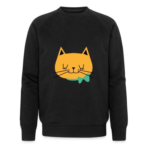 cat - Sweat-shirt bio Stanley & Stella Homme