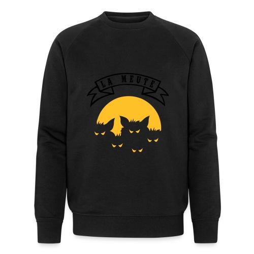 la meute - Sweat-shirt bio Stanley & Stella Homme