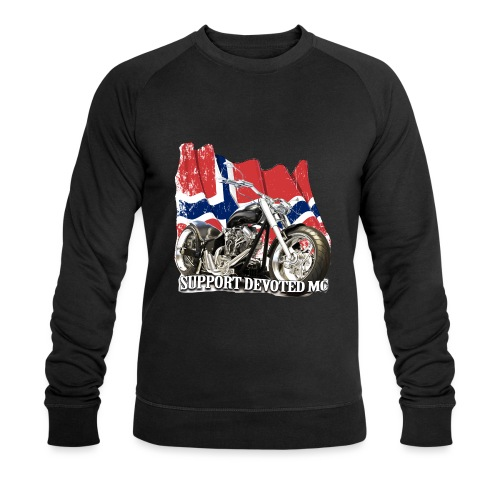 SUPPORT STREETWARE FLAG1 - Økologisk sweatshirt for menn fra Stanley & Stella