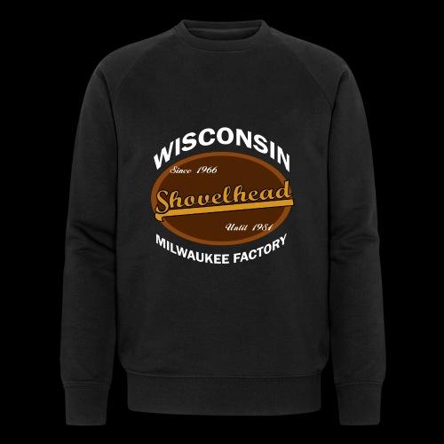 Milwaukee Shovelhead - Männer Bio-Sweatshirt