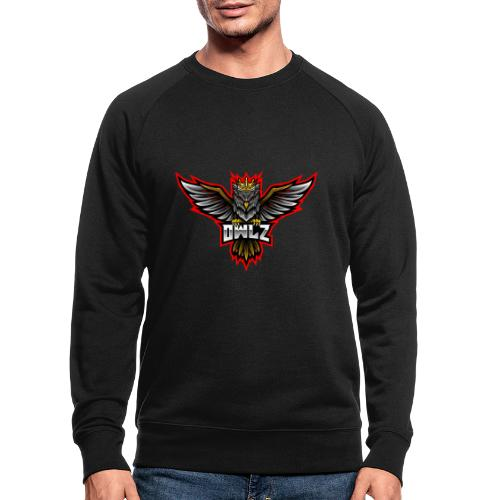 owl 3 - Økologisk sweatshirt for menn