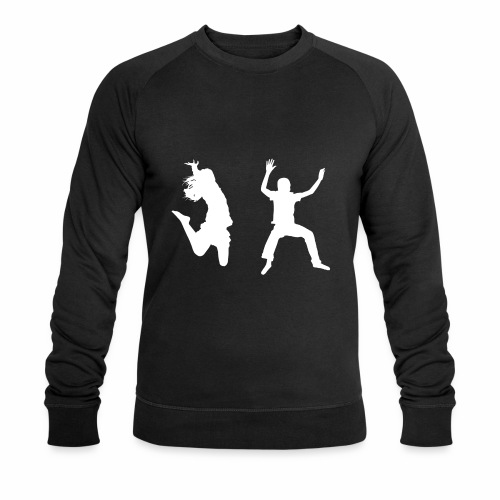 Trampoline - Men's Organic Sweatshirt