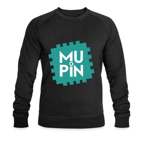 Logo Mupin quadrato - Felpa ecologica da uomo di Stanley & Stella