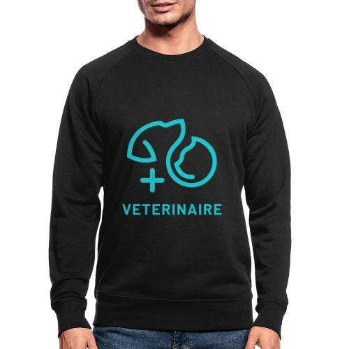 Vétérinaire, un métier qui a son importance - Sweat-shirt bio