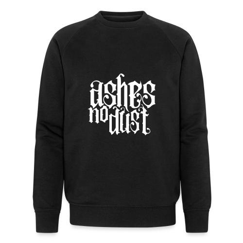 White logo Ashes No Dust - Sweat-shirt bio