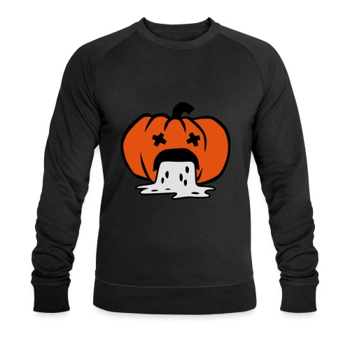 Halloween - Männer Bio-Sweatshirt