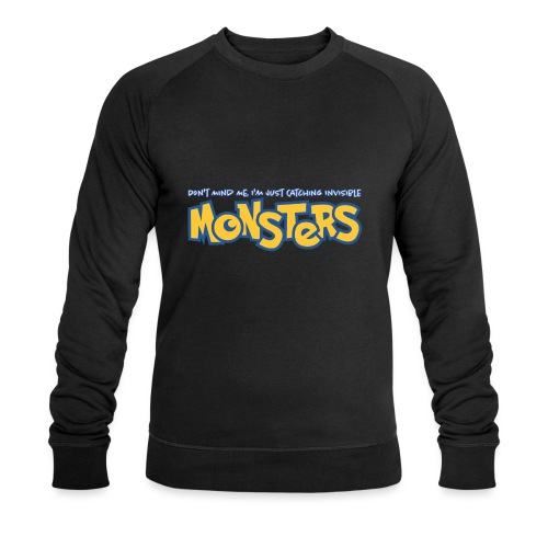 Monsters - Men's Organic Sweatshirt by Stanley & Stella