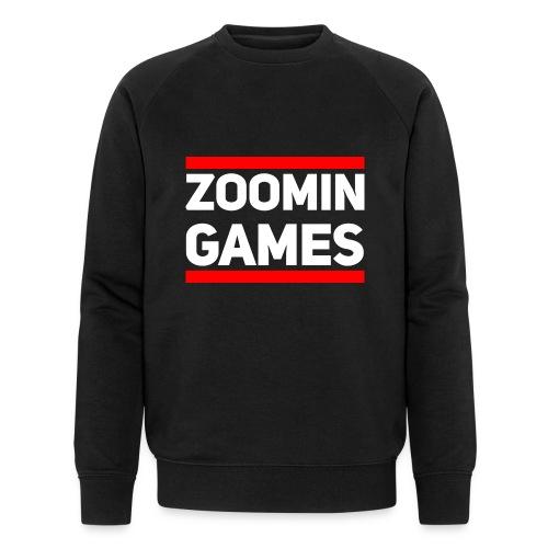 9815 2CRun ZG White - Men's Organic Sweatshirt
