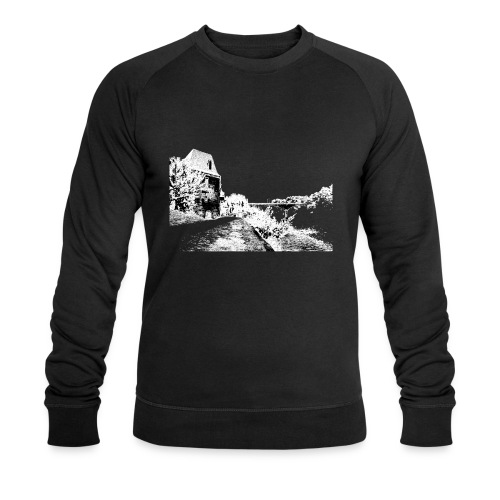 J'aime Mouleydier - Pont F - Sweat-shirt bio Stanley & Stella Homme