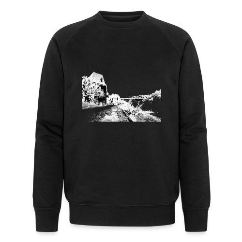 J'aime Mouleydier - Pont F - Sweat-shirt bio