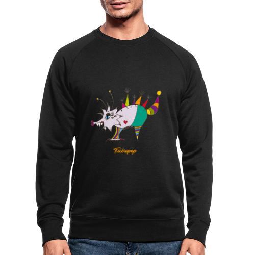 Tricérapop - Sweat-shirt bio