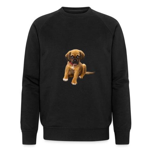 Süsses Haustier Welpe - Männer Bio-Sweatshirt von Stanley & Stella