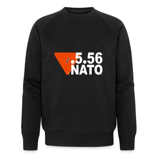 .5.56 NATO BLANC - Sweat-shirt bio