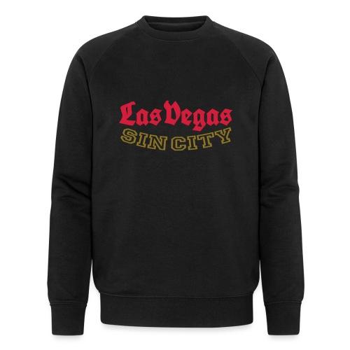 LAS VEGAS SIN CITY - Men's Organic Sweatshirt by Stanley & Stella