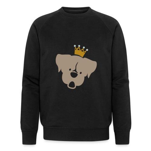 Prinz Poldi braun - Männer Bio-Sweatshirt von Stanley & Stella