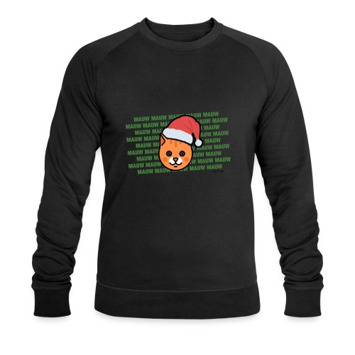 mauw - Mannen bio sweatshirt van Stanley & Stella