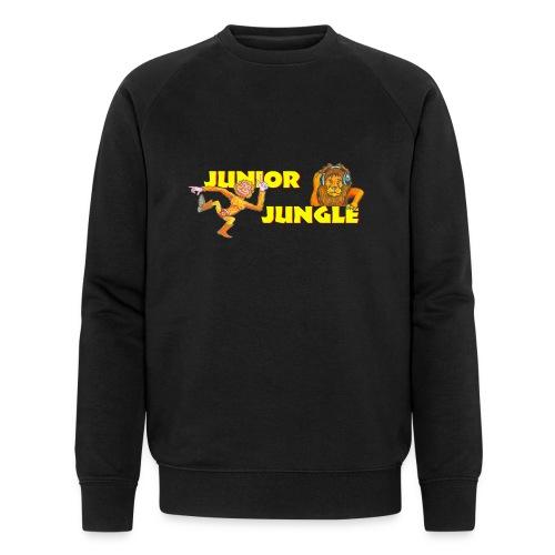 T-charax-logo - Men's Organic Sweatshirt by Stanley & Stella