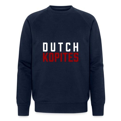 Dutch Kopites - Mannen bio sweatshirt
