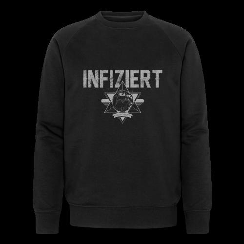 Infiziert2019 - Männer Bio-Sweatshirt von Stanley & Stella