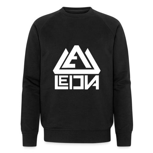 LEDUNA WHITE LOGO - Ekologisk sweatshirt herr från Stanley & Stella