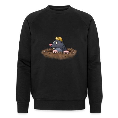 Maulwurf - Männer Bio-Sweatshirt von Stanley & Stella