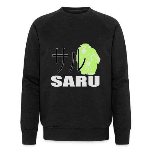 7279459_128361579_SaruAffe_orig - Männer Bio-Sweatshirt von Stanley & Stella
