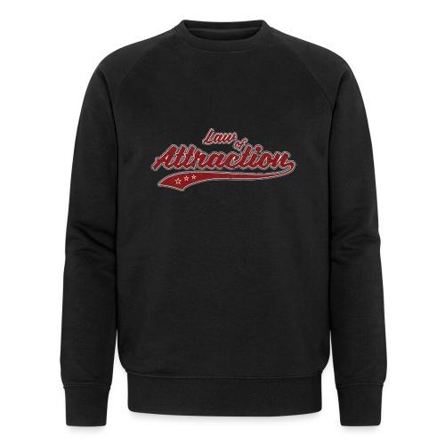 Law of Attraction Vintage - Sweat-shirt bio Stanley & Stella Homme