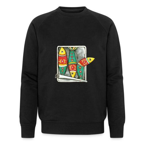 Les sardines du Portugal - Sweat-shirt bio Stanley & Stella Homme