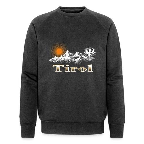 Tiroler Berge - Männer Bio-Sweatshirt von Stanley & Stella