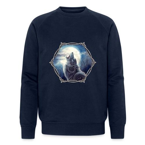 Freki - Männer Bio-Sweatshirt von Stanley & Stella