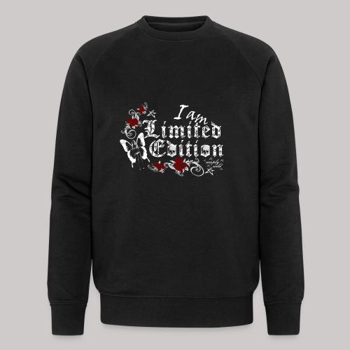 simply wild limited edition on black - Männer Bio-Sweatshirt von Stanley & Stella