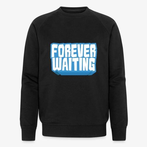 Forever Waiting - Men's Organic Sweatshirt