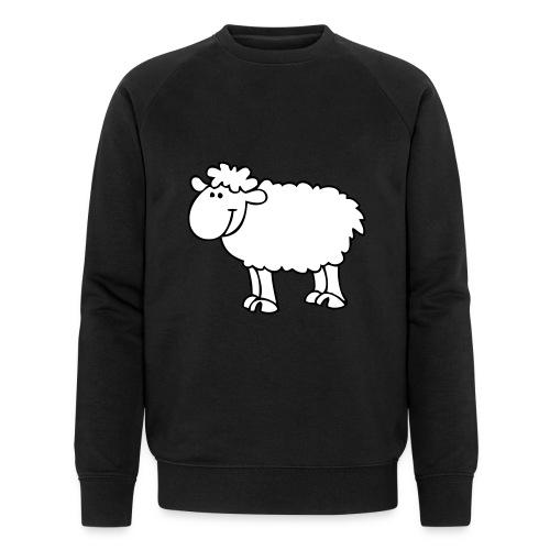 Schaf2 - Männer Bio-Sweatshirt von Stanley & Stella