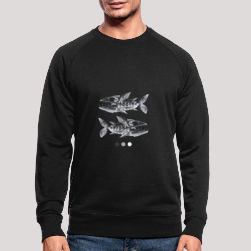 Fish05 - Men's Organic Sweatshirt