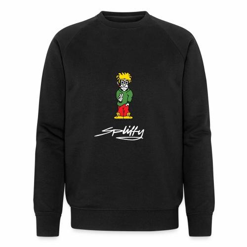 spliffy - Men's Organic Sweatshirt by Stanley & Stella