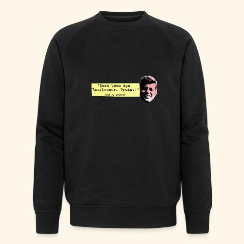 KENNEDY - Männer Bio-Sweatshirt von Stanley & Stella
