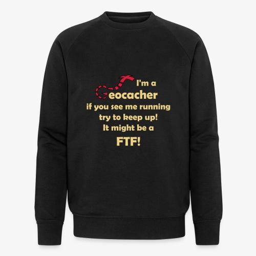 FTF-Jäger - Männer Bio-Sweatshirt