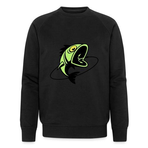 VL107B_BigFish_3c - Männer Bio-Sweatshirt von Stanley & Stella