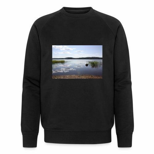 landscape - Men's Organic Sweatshirt by Stanley & Stella